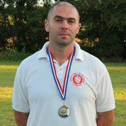 Christophe Dumoux Médaille de Bronze
