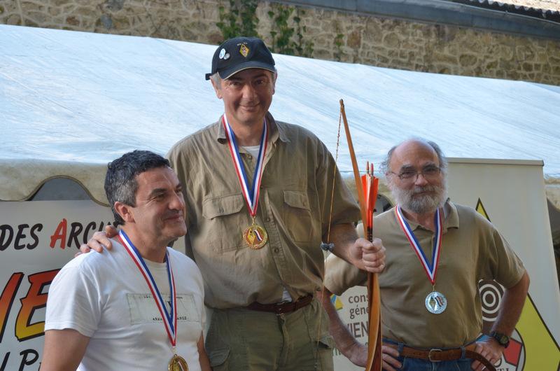 Eric Gérard Médaille d'or