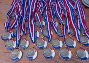 Médaille de Bronze CDF 3D