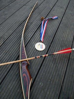 Joël Alexis, médaille d'or
